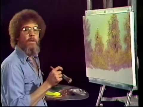 Watch Every Episode of Bob Ross' , 403 Episodes Spanning 31 Seasons