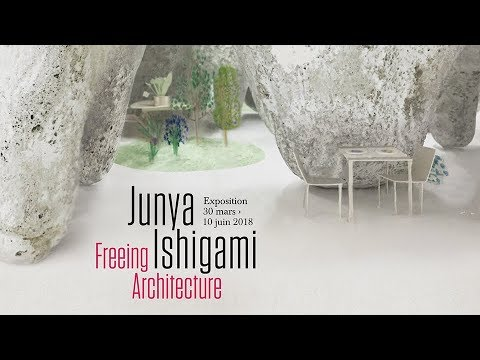 Freeing Architecture Junya Ishigami