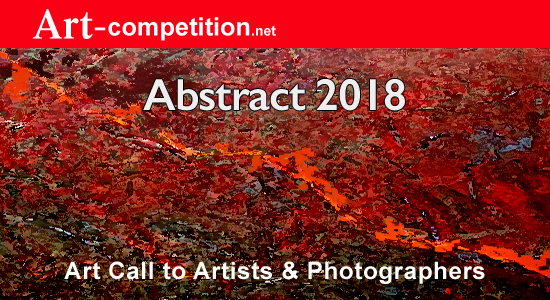Submit Your Art for: Abstract 2018