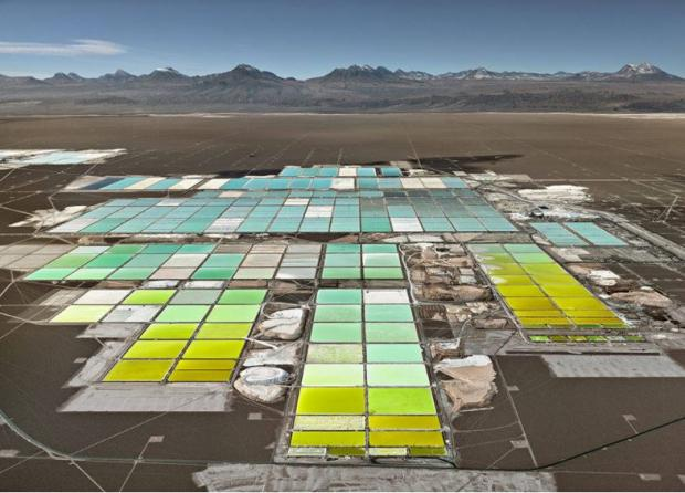 Edward Burtynsky: The Human Signature