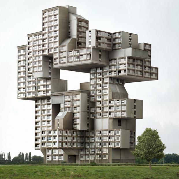 Filip Dujardin Impossible Architectures