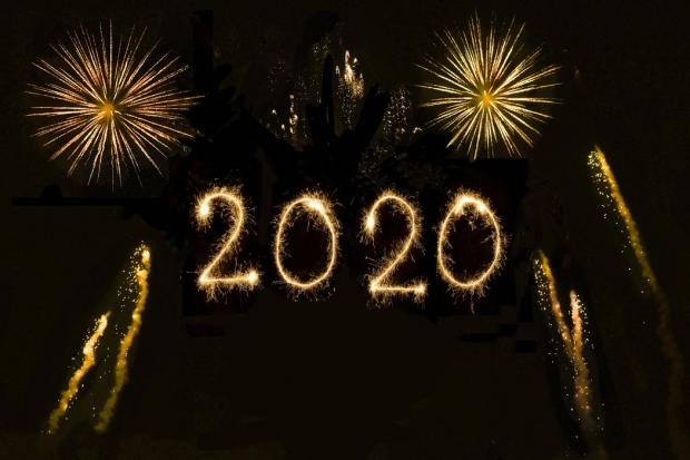 Happy 2020! We wish you a beautiful, magical new year!