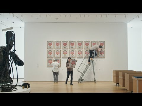 AT THE MUSEUM: MoMA's 8-Part Documentary on What it Takes to Run a World-Class Museum