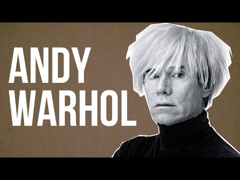 Andy Warhol, his groundbreaking Art and Its Cultural impact !