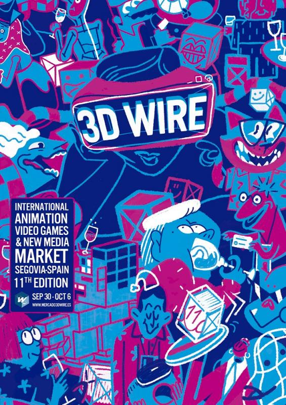 3D Wire Festival