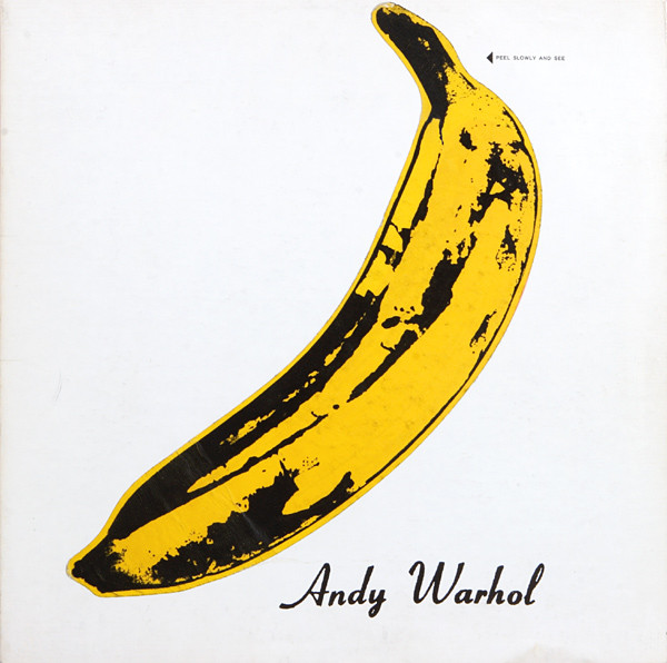 """We're sponsoring a new band. It's called the Velvet Underground."",  Andy Warhol"