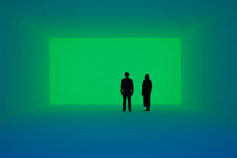 James Turrell. Aural