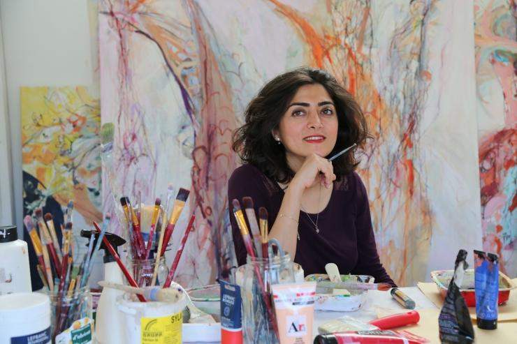 Artist Review: ELHAM ETEMADI