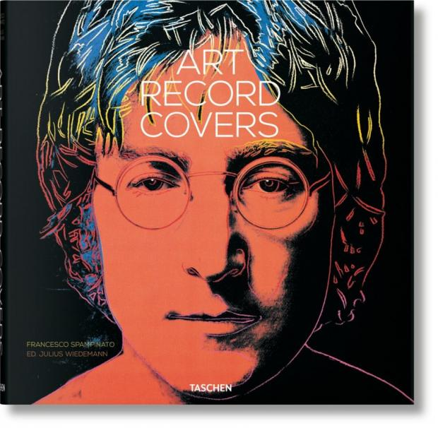 Art Record Covers: A Book of Over 500 Album Covers
