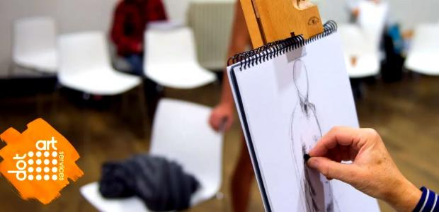 Life Drawing Course with Roy Munday