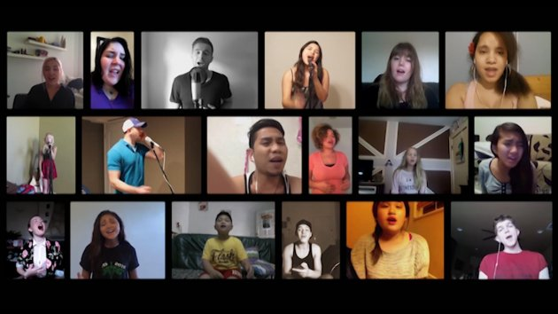 This Prophetic Virtual Choir Speaks to the Digital Dissonance of Modern Isolation