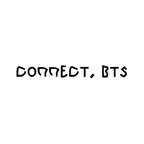 Global Public Art Project : CONNECT, BTS