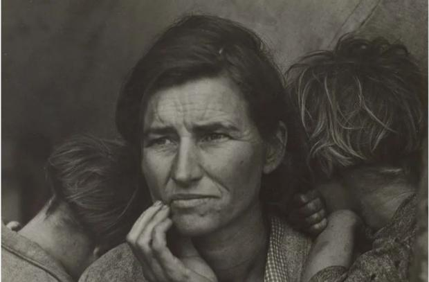 Dorothea Lange. Words & Pictures
