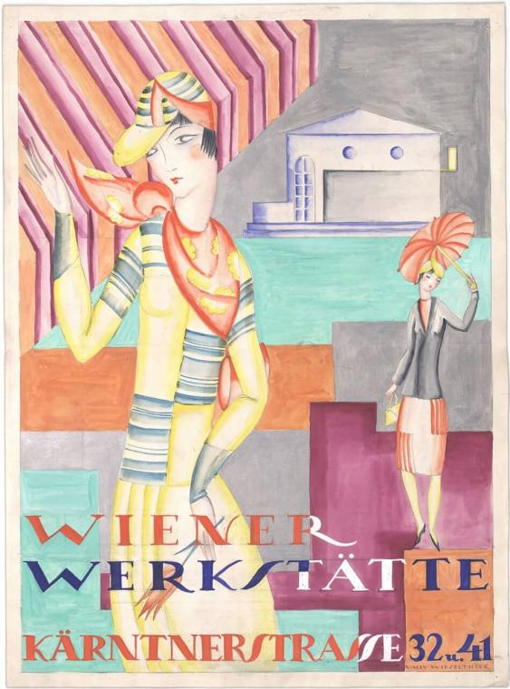 Women Artists of the Wiener Werkstätte