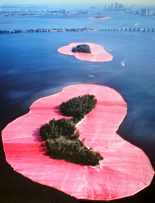Entrepreneurial Art of Christo & Jeanne-Claude
