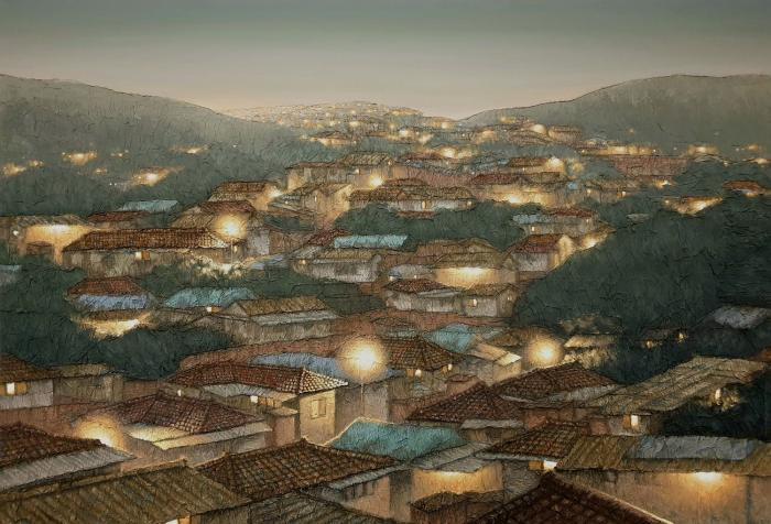 JOUNG YOUNG-JU: THE LIVING CITY