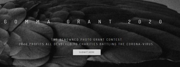 The Gomma Photography Grant