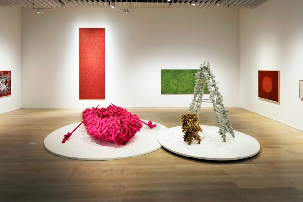 Stars: six contemporary artists from Japan to the world