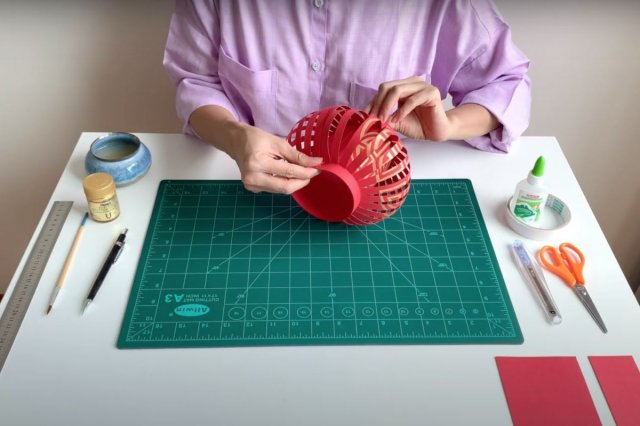 Lantern Making: An Online Workshop
