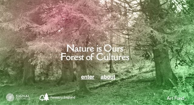 Nature is Ours: Forest of Cultures