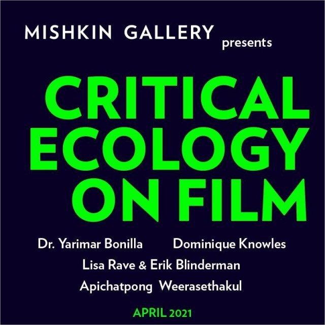 Critical Ecology on Film