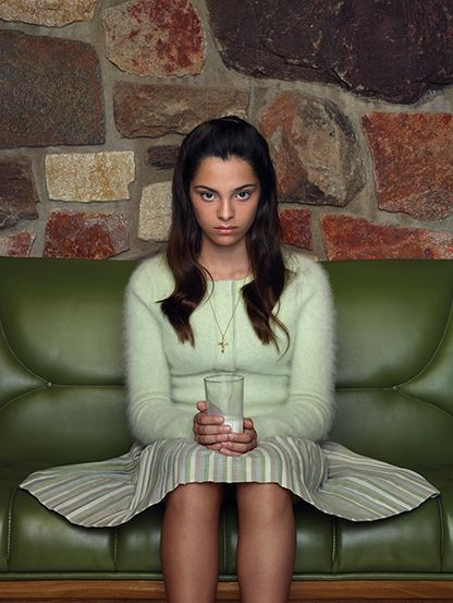 Erwin Olaf. Strange Beauty